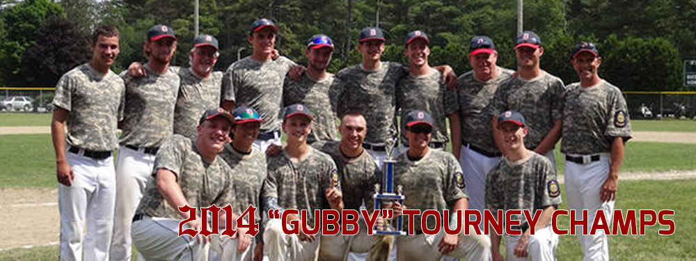 2014 Gubby Tourney Champs